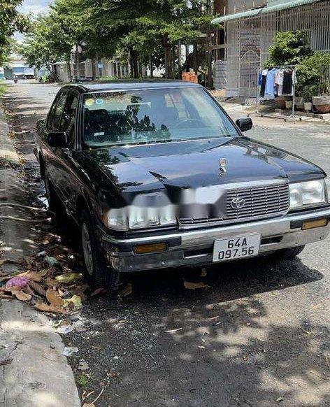 Bán xe Toyota Camry 1995, màu đen, nhập khẩu nguyên chiếc0