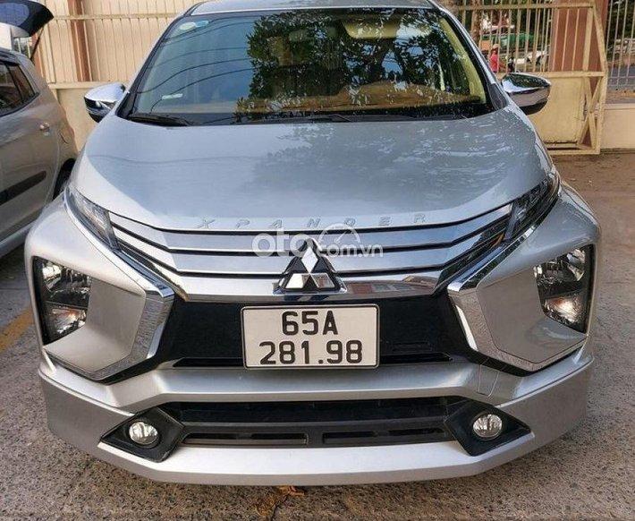 Bán Mitsubishi Xpander sản xuất 2019, màu bạc, nhập khẩu còn mới, 558tr0