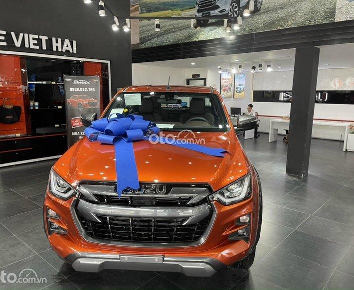 Bán xe Isuzu Dmax sản xuất 2021 nhập khẩu nguyên chiếc giá tốt 820tr0