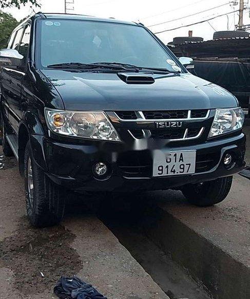 Cần bán Isuzu Hi Lander đời 2005, màu đen, nhập khẩu nguyên chiếc xe gia đình0
