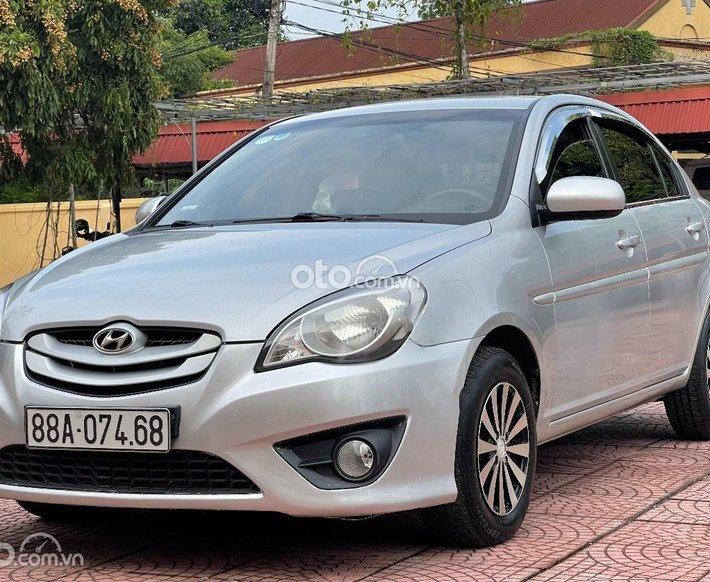 Bán Hyundai Verna sản xuất 2010, màu bạc, xe nhập còn mới, giá chỉ 185 triệu0