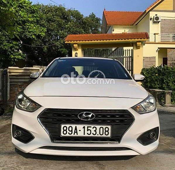 Bán ô tô Hyundai Accent 1.4 MT Base sản xuất năm 2018, màu trắng số sàn0