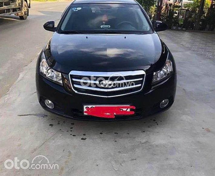 Bán ô tô Daewoo Lacetti SE năm 2009, màu đen, nhập khẩu0