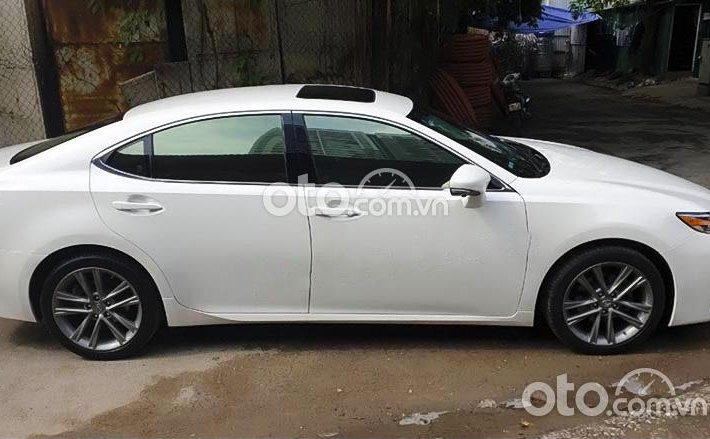 Bán Lexus ES 250 năm sản xuất 2017, màu trắng, nhập khẩu nguyên chiếc còn mới0