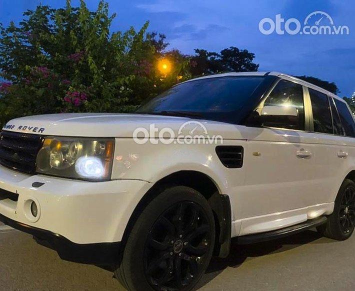 Cần bán xe LandRover Range Rover Sport 5.0 V8 2011, màu trắng, nhập khẩu số tự động, giá 318tr0