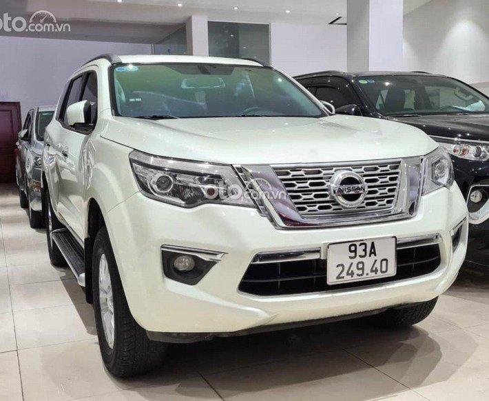 Bán Nissan Terra năm 2018, màu trắng, xe nhập còn mới0
