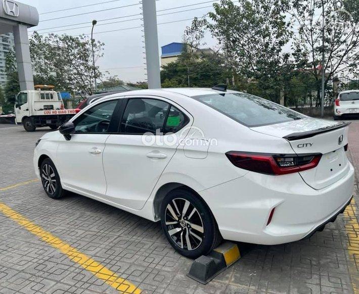 Xe Honda City All New RS năm 2021, màu trắng0