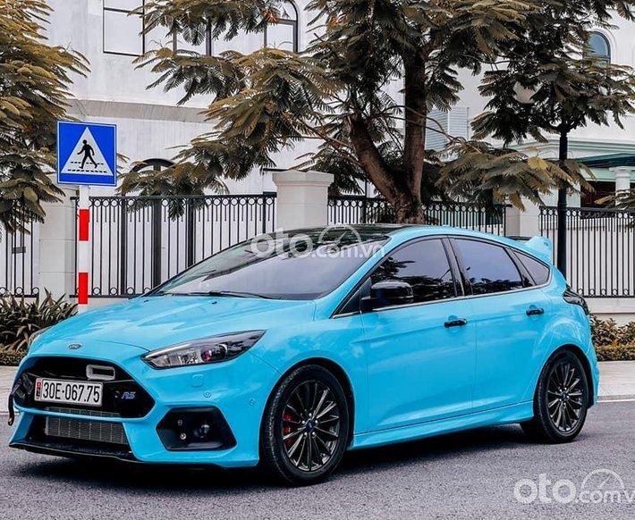 Bán xe Ford Focus năm 2016, màu xanh lam, giá chỉ 580 triệu0
