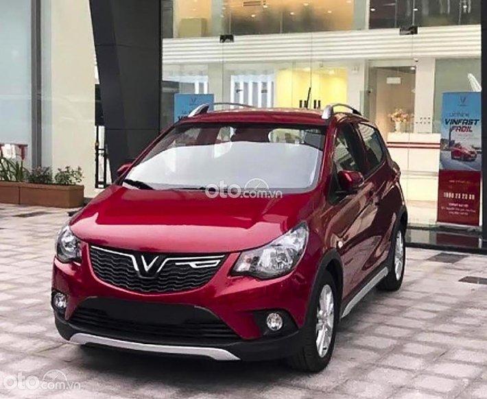 Bán xe VinFast Fadil 1.4 AT đời 2021, màu đỏ0