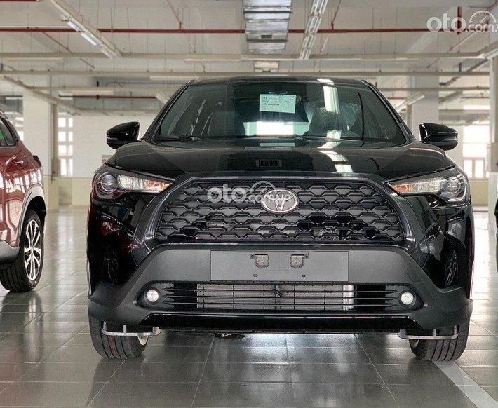 Cần bán Toyota Corolla Cross đời 2021, màu đen, xe nhập 0