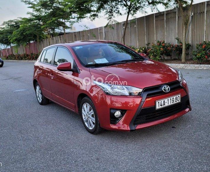 Bán xe Toyota Yaris E 1.3 AT sản xuất 20140
