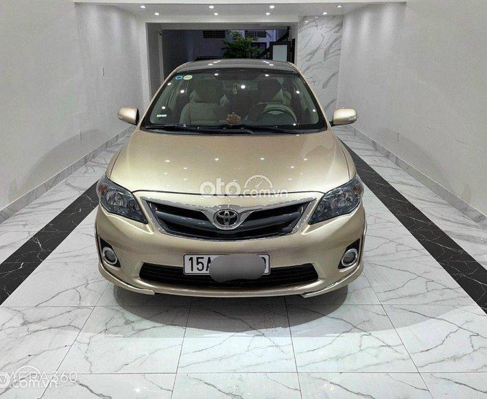 Bán Toyota Corolla Altis 2012 số tự động0