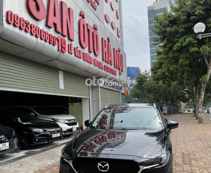 Sàn ô tô Hà Nội bán Mazda CX5 bản 2.5, 2 cầu sản xuất năm 20180