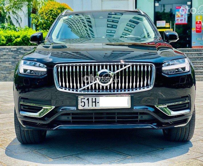 Bán ô tô Volvo XC90 Excellence sản xuất năm 2019, màu đen, xe nhập0