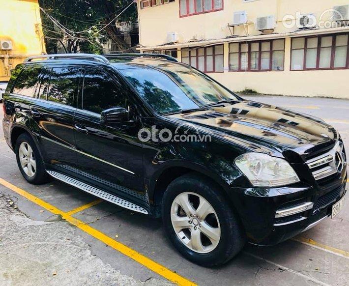 Cần bán Mercedes GL 450, màu đen, nhập khẩu nguyên chiếc, 998 triệu0