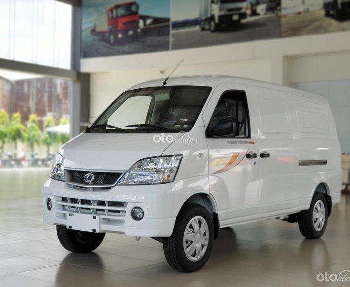 Xe tải Thaco Van 2 chỗ lưu thông 24/24 trong thành phố0