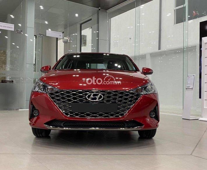 Bán Hyundai Accent 2021, Khuyến mãi lớn, mẫu mới giá tốt nhất miền Bắc, giao xe ngay0