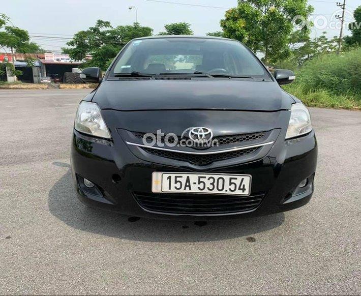 Bán Toyota Vios E sản xuất năm 2009, màu đen0