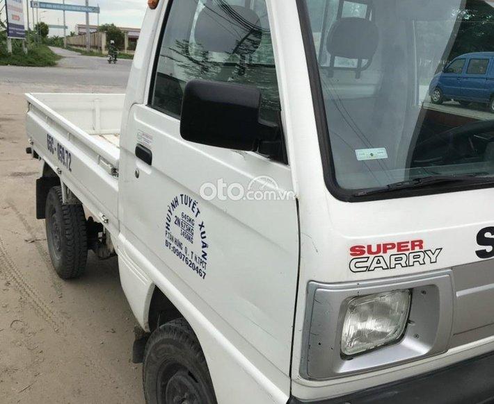 Bán Suzuki Super Carry Truck đời 2015, màu trắng, 160 triệu0