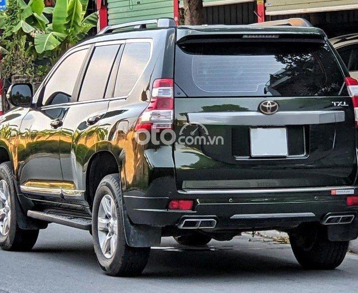 Xe Toyota Prado TXL 2.7L đời 2014, màu xanh lam, xe nhập còn mới0