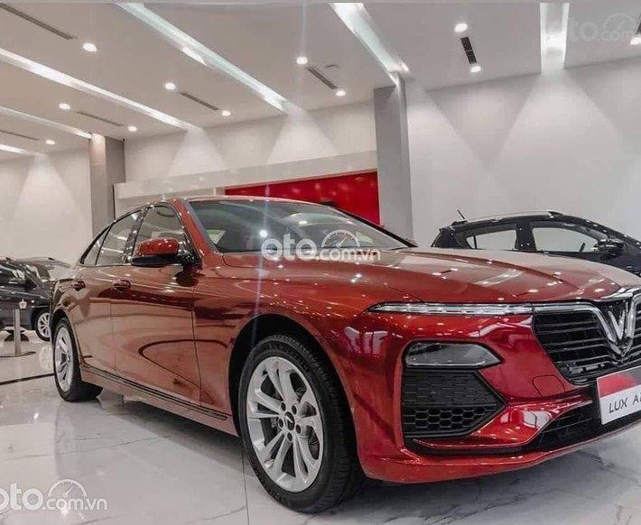 Vinfast Lux A2.0 giá tốt nhất miền Bắc, voucher 230 triệu, 132 triệu nhận xe, trả góp 80%/ 8 năm, giao ngay tại nhà0