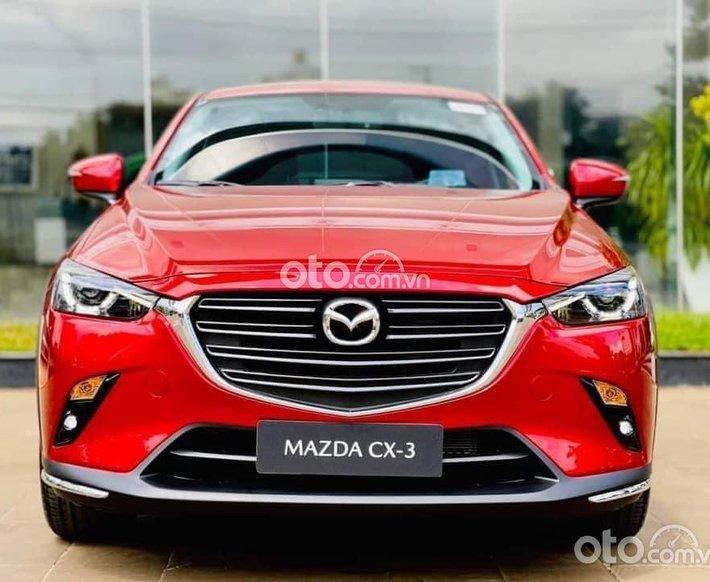 Sở hữu Mazda Cx-3 2021 nhập khẩu giá tốt0