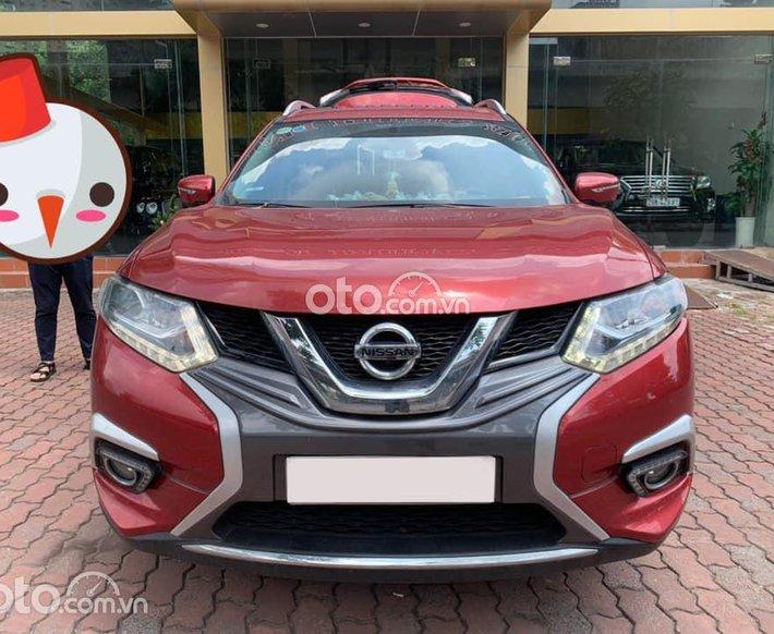 Bán Nissan X trail năm sản xuất 2019, màu đỏ chính chủ0