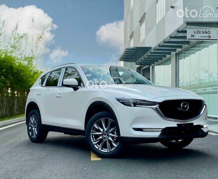 Mazda CX5 - Chính sách tháng ngâu: Chỉ còn từ 79x tr - Thời gian áp dụng từ 1/9 đến hết 30/9/20210