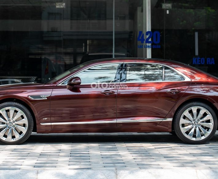Bentley Flying Spur 4.0 sản xuất 20210