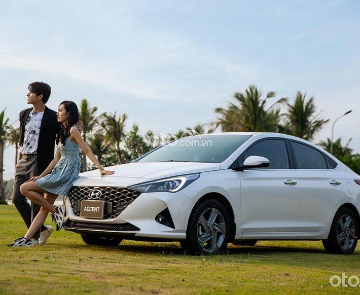 (Hyundai Accent) hết tháng ngâu - vẫn giảm cực sâu, hỗ trợ trả góp 90%0