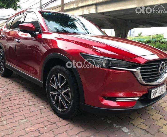 Cần bán Mazda CX 5 2018, màu đỏ0