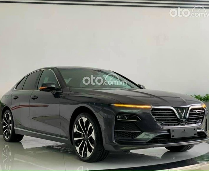 [ Vinfast Hồ Chí Minh ] Vinfast Lux A2.0 năm 2021, màu xám cực ngầu0