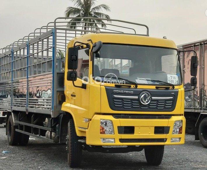 Xe tải Dongfeng Hoàng Huy thùng dài 7.7m, tải trọng 9.15T, chỉ cần trả trước 200tr năm sản xuất 20210