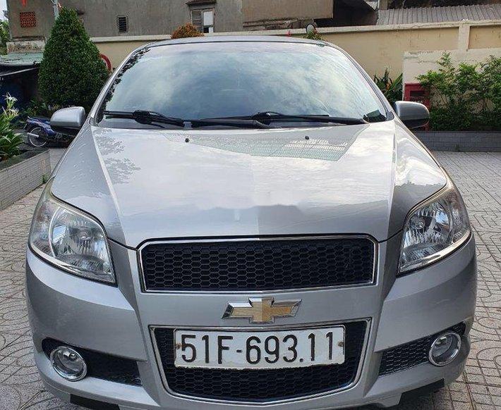 Cần bán lại xe Chevrolet Aveo đời 2016, màu bạc như mới, 225 triệu0