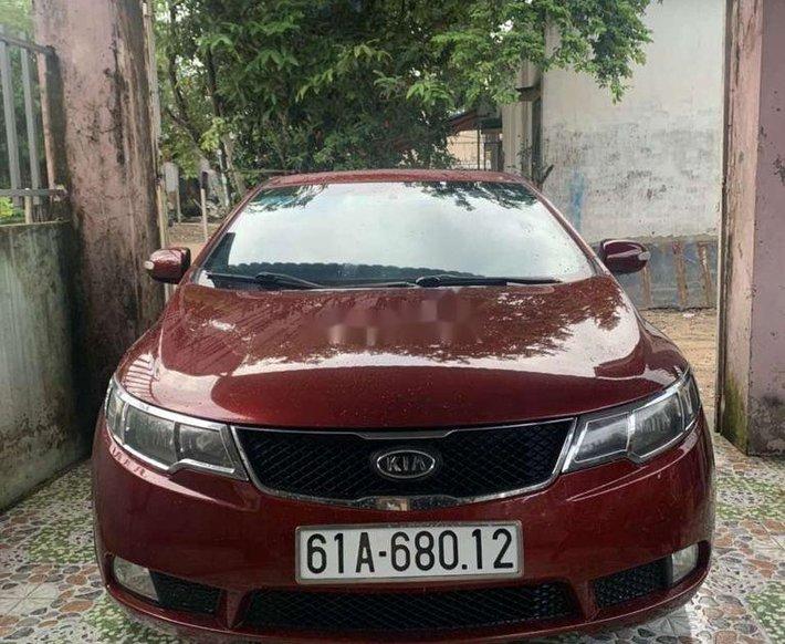 Cần bán Kia Sorento năm 2009, màu đỏ, nhập khẩu còn mới0