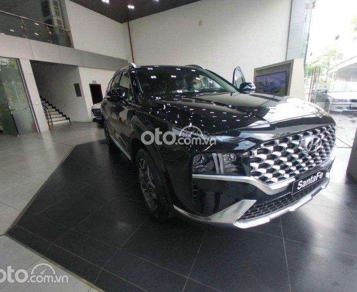 Bán ô tô Hyundai Santa Fe 2021 mới 100% siêu đỉnh cao0