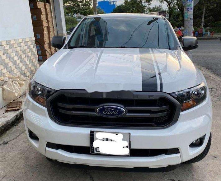 Bán Ford Ranger năm 2020, màu trắng, nhập khẩu, giá chỉ 595 triệu0