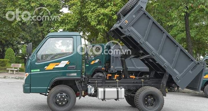 Bán xe ben TMT 2.4 tấn đời 2021, giá cả phải chăng0