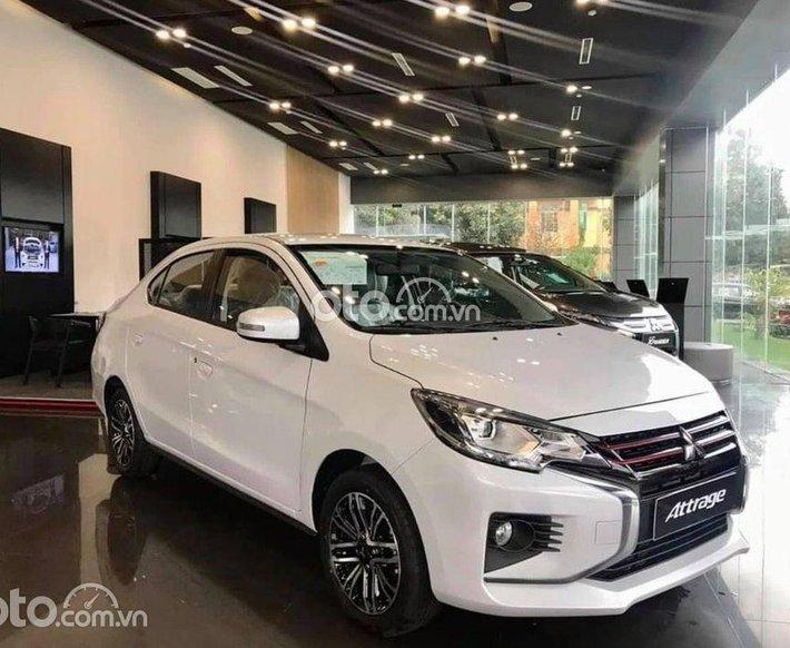 Mitsubishi Attrage CVT Premium tự động cao cấp 0
