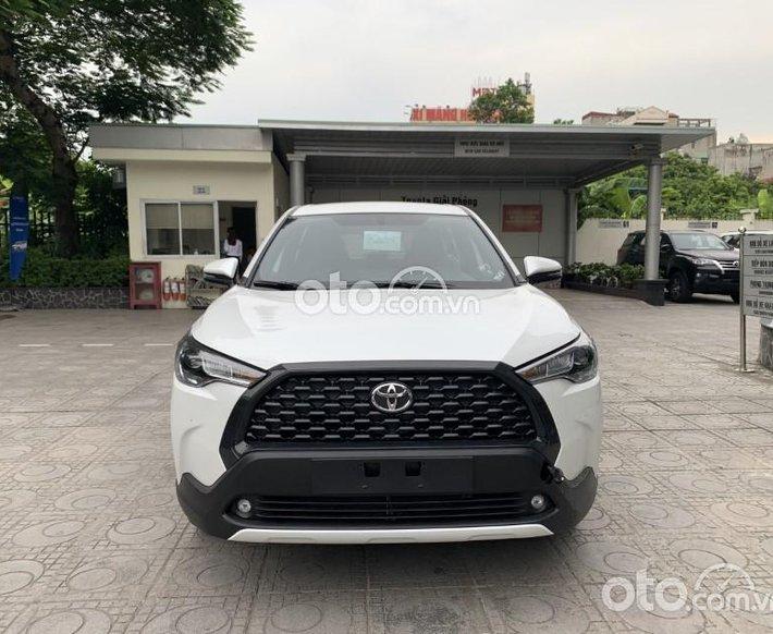 Toyota Cross 2021 nhập khẩu xe giao ngay trả góp 0.4%0