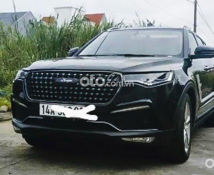 Cần bán lại xe Zotye Z8 2.0 AT năm 2018, màu đen, nhập khẩu nguyên chiếc 0