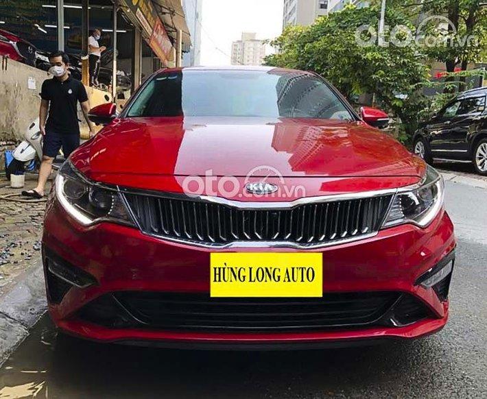 Bán Kia Optima 2.0 AT năm sản xuất 2019, màu đỏ0