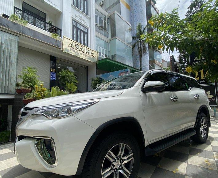Bán xe Toyota Fortuner sản xuất 2019 xe gia đình giá 850tr, bao test hãng0