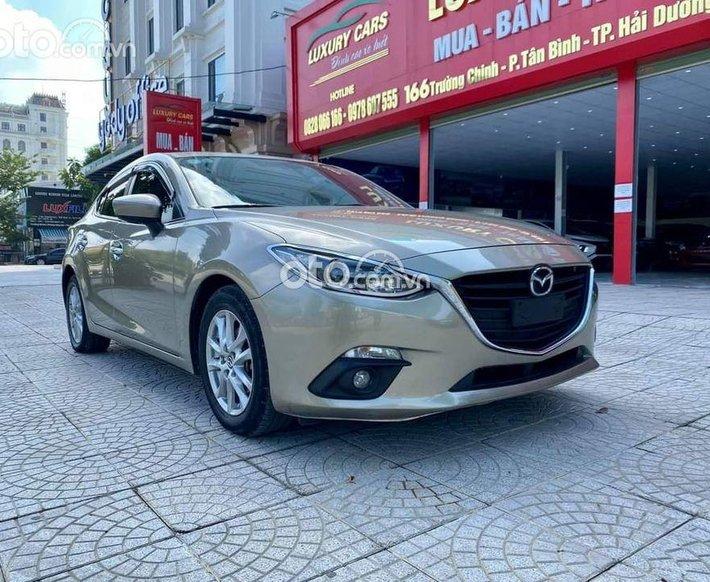 Bán ô tô Mazda 3 đời 2016, xe giá ưu đãi0