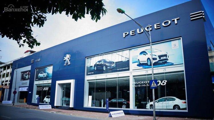 Peugeot Lê Duẩn