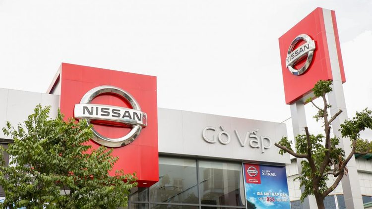 Nissan Gò Vấp