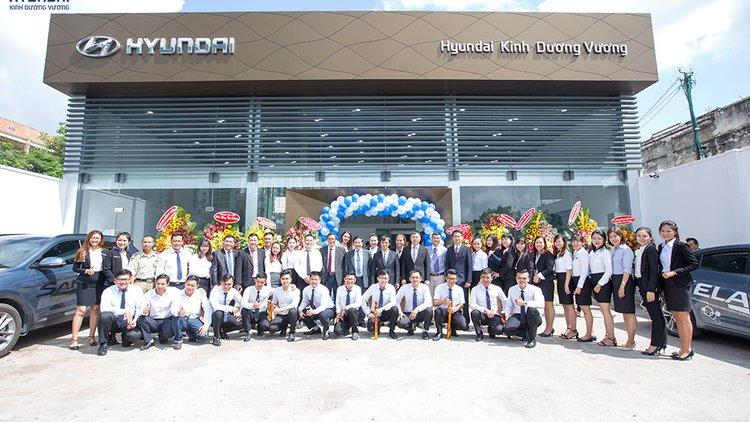 Hyundai Kinh Dương Vương - CN Võ Văn Kiệt