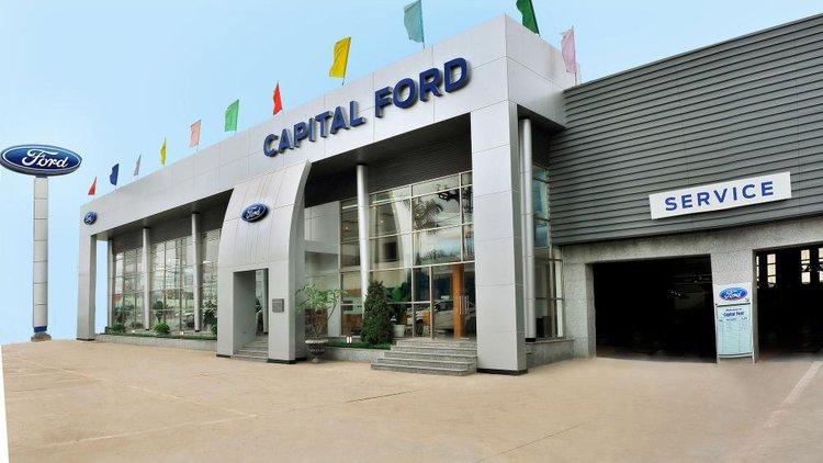 Ford Thủ Đô - Capital Ford