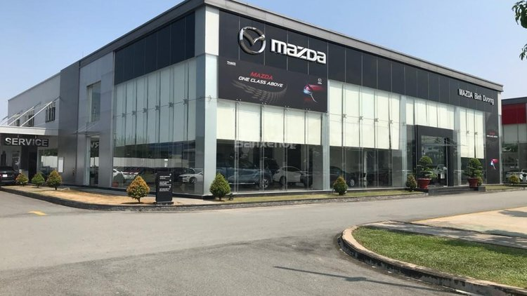 Mazda Bình Dương