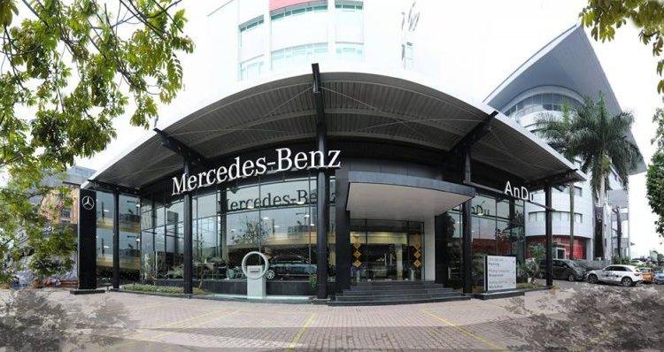 Mercedes Benz An Du - Used car